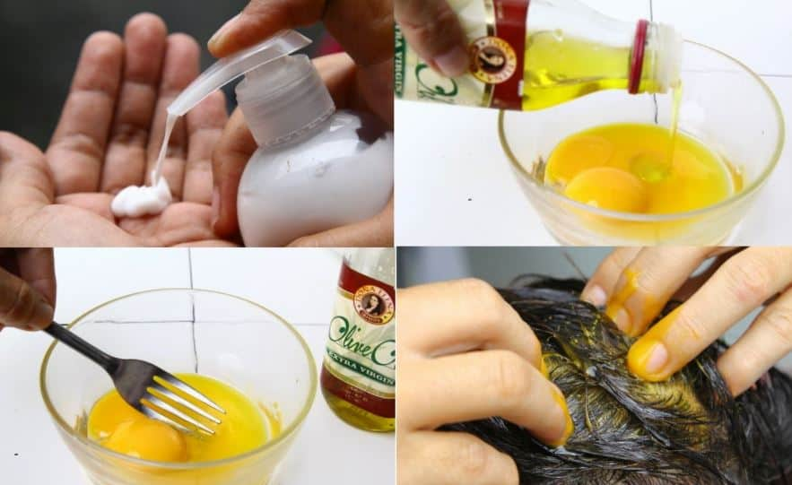 Home remedies to stop hair breakage