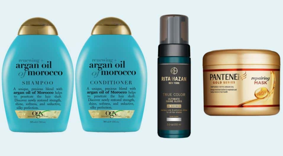 Damaged hair treatments - shampoos
