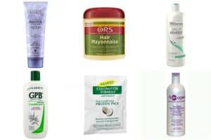 Hair breakage treatment products to give a try