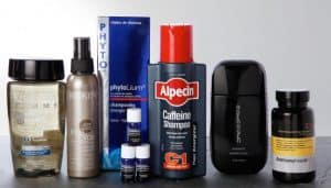 Hair loss products - shampoos
