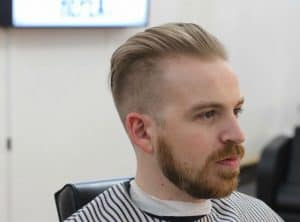 Haircuts to help hide your receding hairline - The Idle man