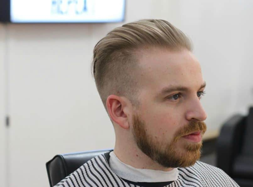 Z Cut Hairstyle: Best Haircuts For Receding Hairline For Men And Women