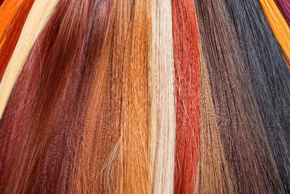 Best Hair Colors For Pale Skin Green Hazel Blue Eyes Strong Hair